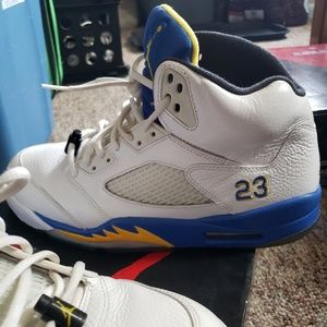 Jordan retro 5 OG box Laney 2011 release